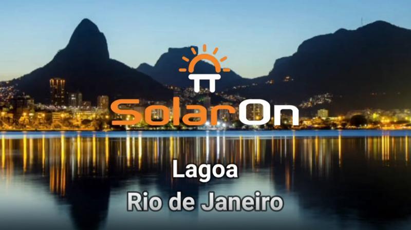 Instalação Painéis Solares - Lagoa - RJ