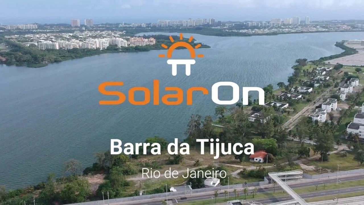 Instalação Painéis Solares - Rio 2 - Barra da Tijuca - Rio